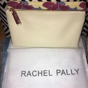 NWT Rachel Pally reversible clutch bloom design